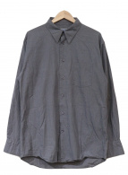 ()の古着「古着ビッグシャツ」|グレー