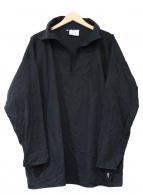 ()の古着「フィッシャーマンズ スモック」|ブラック