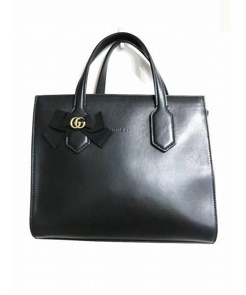wholesale dealer 25351 ee25a [中古]GUCCI(グッチ)のレディース バッグ 2WAYバッグ