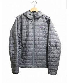 Patagonia(パタゴニア)の古着「プリマロフトジャケット」|グレー