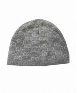 GUCCI(グッチ)の古着「ニット帽」|グレー