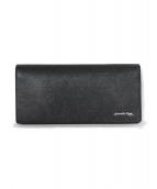 SAMANTHA KINGZ(サマンサキングズ)の古着「長財布」 ブラック
