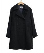 YAECA(ヤエカ)の古着「ウールコート」|グレー