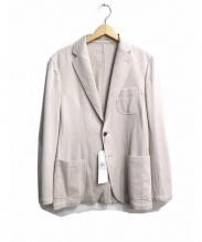 ESTNATION(エストネーション)の古着「テーラードジャケット」|ベージュ
