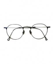 ISSEY MIYAKE(イッセイミヤケ)の古着「伊達眼鏡」|ネイビー