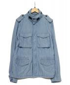 ASPESI(アスペジ)の古着「M65ジャケット」|ブルー