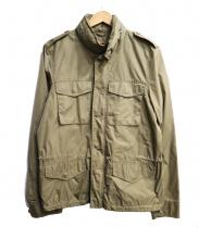 ASPESI(アスペジ)の古着「M65ジャケット」|カーキ