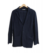 BOGLIOLI(ボリオリ)の古着「リネンジャケット」