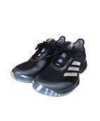 adidas×PALACE(アディダス×パレス)の古着「Ubersonic 3.0 Black」|ブラック