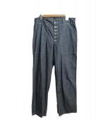 JUNYA WATANABE CdG MAN(ジュンヤワタナベ コムデギャルソン マン)の古着「ペインターパンツ」|グレー