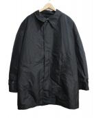 Eddie Bauer(エディーバウアー)の古着「ダウンライナー付コート」|ブラック
