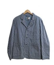Engineered Garments(エンジニアードガーメンツ)の古着「ヒッコリーカバーオール」