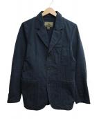 NIGEL CABOURN(ナイジェルケーボン)の古着「カバーオール」 ブラック