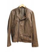 JOSEPH HOMME(ジョセフ オム)の古着「ラムレザージャケット」