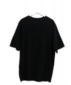 DRESSEDUNDRESSED(ドレスドアンドレスド)の古着「カットソー」|ブラック