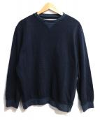 Casely-Hayford(ケイスリーヘイフォード)の古着「サイドジップスウェット」