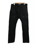 JUNYA WATANABE CDG(ジュンヤワタナベ コムデギャルソン)の古着「ペインターパンツ」|ブラック