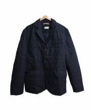 APOLIS(アポリス)の古着「中綿テーラードジャケット」