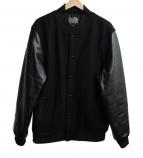 ELVIRA(エルビラ)の古着「スタジャン」|ブラック