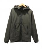 Teton Bros(ティトンブロス)の古着「フーデッドジャケット」|グレー