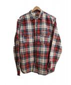 SUGAR CANE×MISTER FREEDOM(シュガーケーン×ミスターフリーダム)の古着「チェックシャツ」