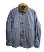 JUNYA WATANABE MAN(ジュンヤワタナベマン)の古着「切替シャツ」