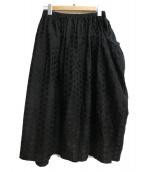 tricot COMME des GARCONS(トリココムデギャルソン)の古着「刺繍スカート」