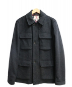 Brooks Brothers Red Fleece(ブルックスブラザーズレッドフリース)の古着「M65ウールジャケット」
