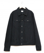 AG(エージー)の古着「デニムジャケット」 ブラック