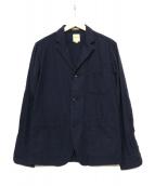 Sanca(サンカ)の古着「3Bジャケット」|ネイビー