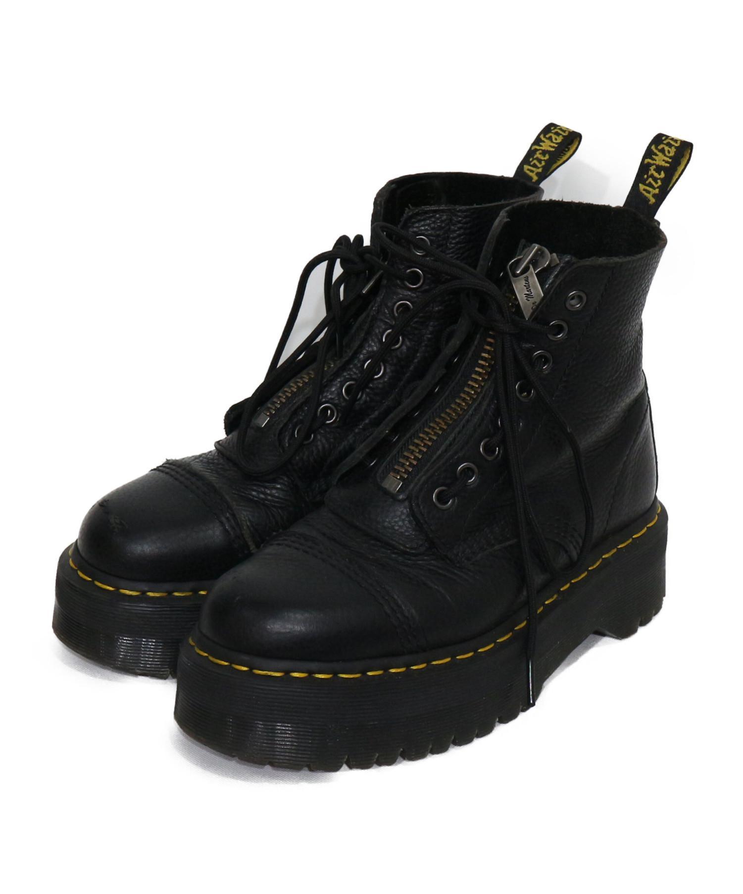 0450bf80b778e6 中古・古着通販】Dr.Martens (ドクターマーチン) 厚底ブーツ サイズ:表記 ...