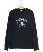 Noah(ノア)の古着「Jolly Roger LS Tee」|ブラック