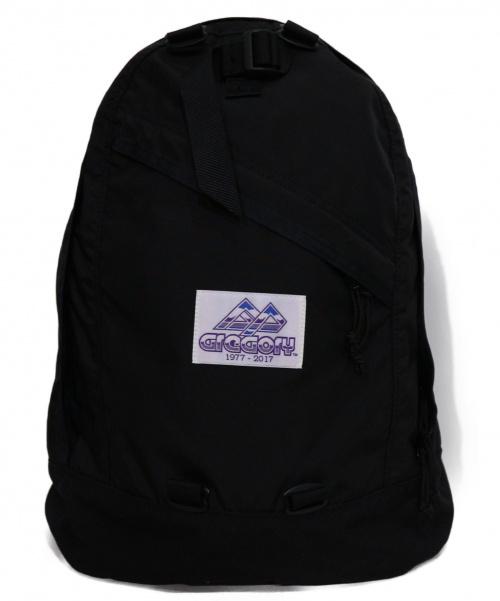 GREGORY(グレゴリ)GREGORY (グレゴリー) DAY PACK 90 サイズ:なし 紫タグ 40周年記念モデルの古着・服飾アイテム