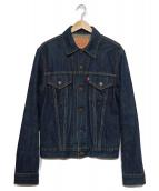 LEVIS(リーバイス)の古着「復刻デニムジャケット」|インディゴ