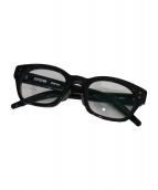 EFECTOR(エフェクター)の古着「伊達眼鏡」|ブラック