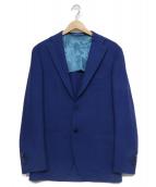 Brilla per il gusto(ブリッラ ペル イル グスト)の古着「テーラードジャケット」|ブルー