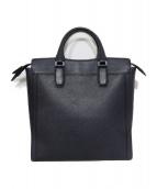 FUJITAKA(フジタカ)の古着「ビジネスバッグ」|ネイビー