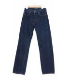 Levi's VINTAGE CLOTHING(リーバイスヴィンテージクロージング)の古着「デニムパンツ」 ネイビー
