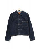 LEVI'S(リーバイス)の古着「デニムジャケット」 インディゴ