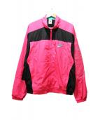NIKE(ナイキ)の古着「トラックジャケット」|ピンク