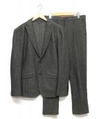 MONSIEUR NICOLE(ムッシュニコル)の古着「セットアップスーツ」|グレー