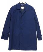 LACOSTE(ラコステ)の古着「ライナー付ステンカラーコート」|ネイビー