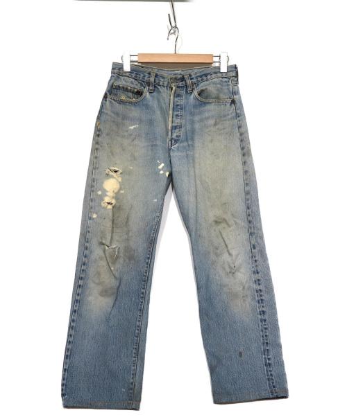 LEVIS(リーバイス)LEVIS (リーバイス) [古着]ヴィンテージ デニム パンツ インディゴ サイズ:表記SIZE W32 66後期の古着・服飾アイテム