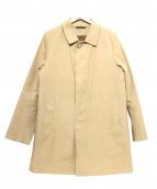 Traditional Weatherwear(トラディショナルウェザーウェア)の古着「ライナー付ステンカラーコート」 ベージュ