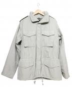ASPESI(アスぺジ)の古着「中綿M65ジャケット」|グレー