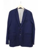 MAISON KITSUNE(メゾンキツネ)の古着「セットアップスーツ」|ネイビー