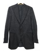DOLCE & GABBANA(ドルチェ&ガッバーナ)の古着「テーラードジャケット」 ブラック