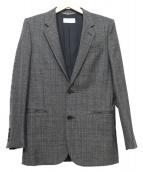 Saint Laurent Paris(サンローランパリ)の古着「テーラードジャケット」 グレー