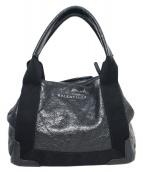 BALENCIAGA(バレンシアガ)の古着「2WAYバッグ」 ブラック