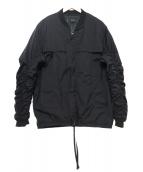 STAMPD(スタンプド)の古着「ボンバージャケット」|ブラック